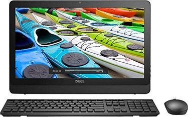 Dell Inspiron 3052 (Intel Pentium,4GB,500GB,Win 10 SL) All In One Desktop Price in India