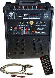 Medha PA-Cube-28N 30W AV Power Amplifier Price in India