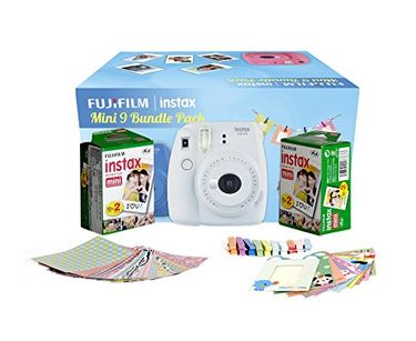 Fujifilm Instax Mini 9 Film Camera (With 20 Shot Films) Price in India