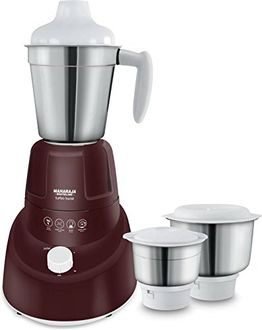 Maharaja Whiteline MG Turbo Twist  750W Mixer Grinder (3 Jars) Price in India