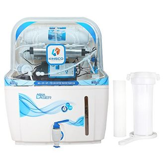Kinsco Aqua Laser 15L RO UV UF TDS Water Purifier Price in India