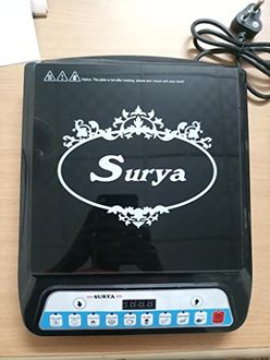 Surya A8 2000W Induction Cooktop Price in India