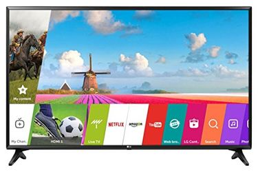 LG 55LJ550T 55 Inch Full HD Smart LED TV Price in India