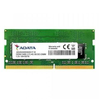 A-DATA Premier (AD4S2400W4G17-B) 4GB DDR4 Laptop Ram Price in India