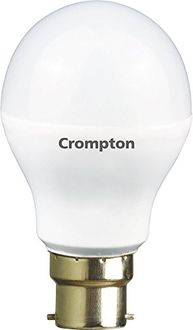 Crompton 9WDF 9W B22 700L (White,Pack of 6) Price in India