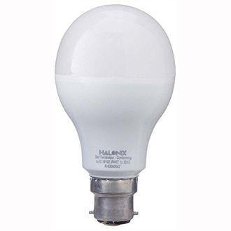 Halonix 12W B22 Round LED Bulb (White) Price in India