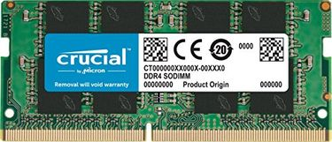Crucial (CT4G4SFS624A) 4GB DDR4 Laptop Ram Price in India
