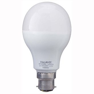Halonix 3W B22 Round LED Bulb (White,Pack Of 2) Price in India