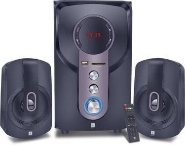 iball Hi-Basss 2.1 Channel Multimedia Speakers Price in India