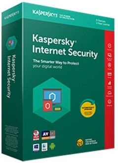 Kaspersky Internet Security 2018 3 PC 1 Year Antivirus Price in India