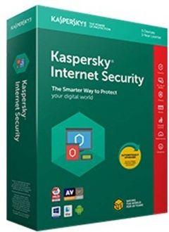 Kaspersky Internet Security 2018 1 PC 1 Year Antivirus Price in India