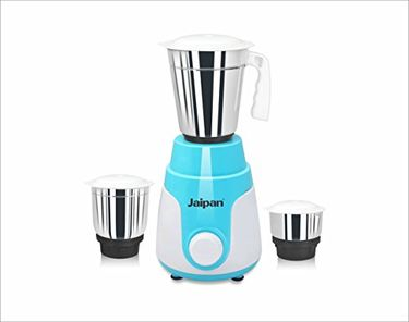 Jaipan Mega Star 550W Mixer Grinder (3 Jars) Price in India
