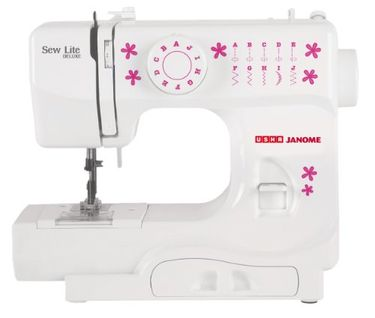 Usha Janome Sew Lite Deluxe Sewing Machine Price in India