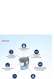 Kent Alkaline Water Filter Pitcher Price in India