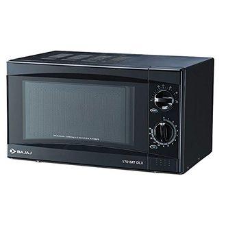 Bajaj 1701MT DLX 17L Solo Microwave Oven Price in India