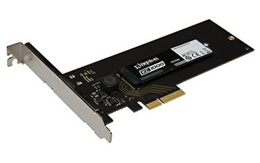 Kingston (KC1000 NVMe) 960GB PCIe Solid State Hard Drive Price in India