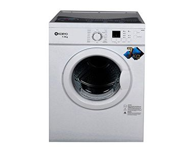 Koryo 7 Kg Front Load Laundry Dryer (KCD7018WD) Price in India