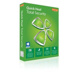 Quick Heal Total Security 2014 5 PC 3 Year Antivirus (Key) Price in India