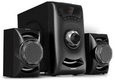Philips MMS2143B/94 2.1 Channel Multimedia Speaker Price in India