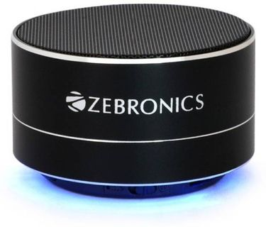 Zebronics Noble Portable Bluetooth Speaker Price in India