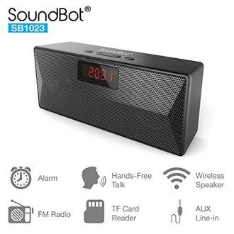 SoundBot SB1023 Bluetooth Speaker Price in India