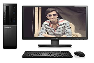 Lenovo 510S (90FN00G6IN) (Intel Core i5,4GB,1TB,DOS) Desktop (With Monitor) Price in India