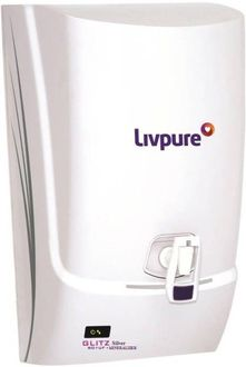 Livpure Glitz Silver 7L RO UF Water Purifier Price in India