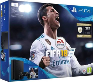 Sony PS4 Slim 1TB Ultimate Player Edition (With FIFA18) Price in India