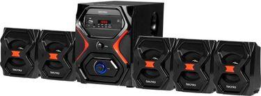 Tecnia Nano 505 5.1 Channel Multimedia Speakers Price in India
