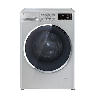 LG 8 Kg Front Load Washer Dryer (F4J7THP2S) Price in India