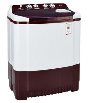 Samsung 8 Kg Semi Automatic Washing Machine (WT80M4000HR) Price in India