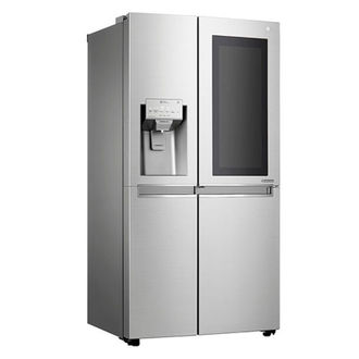LG GC-X247CSAV 668L Inverter Frost Free Side by Side Door Refrigerator Price in India