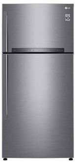 LG GN-H602HLHU 511L 3 Star Inverter Double Door Refrigerator Price in India