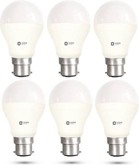 Orient Electric Eternal Shine 12W B22 1200L LED Bulb (White,Pack of 6) Price in India