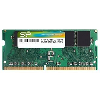 Silicon Power (SP008GBSFU240B02) 8GB DDR4 Laptop Ram Price in India