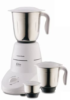 Morphy Richards Elite Essentials 500W Juicer Mixer Grinder Price in India