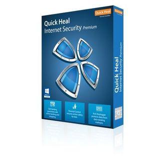 Quick Heal Internet Security 1 PC 1 Year Antivirus (Key Only) Price in India