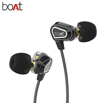 Boat Nirvanaa Duo Dual Drivers In-Ear Headset Price in India