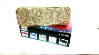 Inext BT 524 Portable Bluetooth Speaker Price in India
