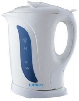 Euroline EL 1216 Cordless Electric Kettle Price in India