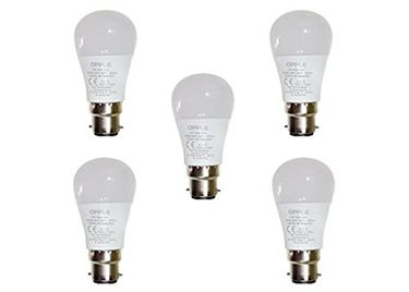 Opple 3W Round B22 250L LED Bulb (White,Pack of 5) Price in India