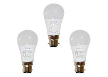 Opple 3W Round B22 220L LED Bulb (Yellow,Pack of 3) Price in India