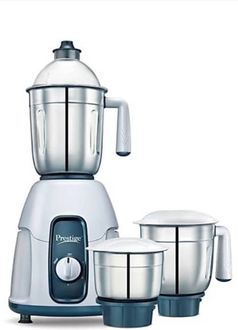 Prestige Stylo 750 750W Juicer Mixer Grinder (3 Jars) Price in India
