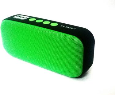 Inext IN-548BT Portable Bluetooth Speaker Price in India