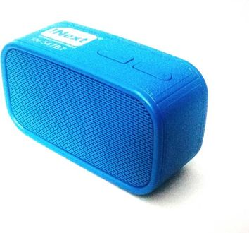 Inext IN-547BT Portable Bluetooth Speaker Price in India