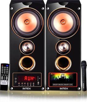 Intex IT-7500 SUFB 2.0 Channel Multimedia Speaker Price in India