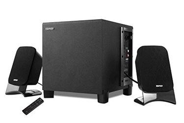 Edifier XM2PF 2.1 Channel Multimedia Speaker Price in India