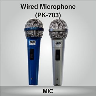Persang PK-703 Karaoke Microphone Price in India