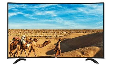 Haier LE55Q9500U 55 Inch 4K Ultra HD Curved LED TV Price in India
