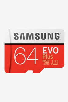 Samsung EVO Plus (MB-MC64GA/IN) 64GB Class 10 (100MB/s) Memory Card Price in India